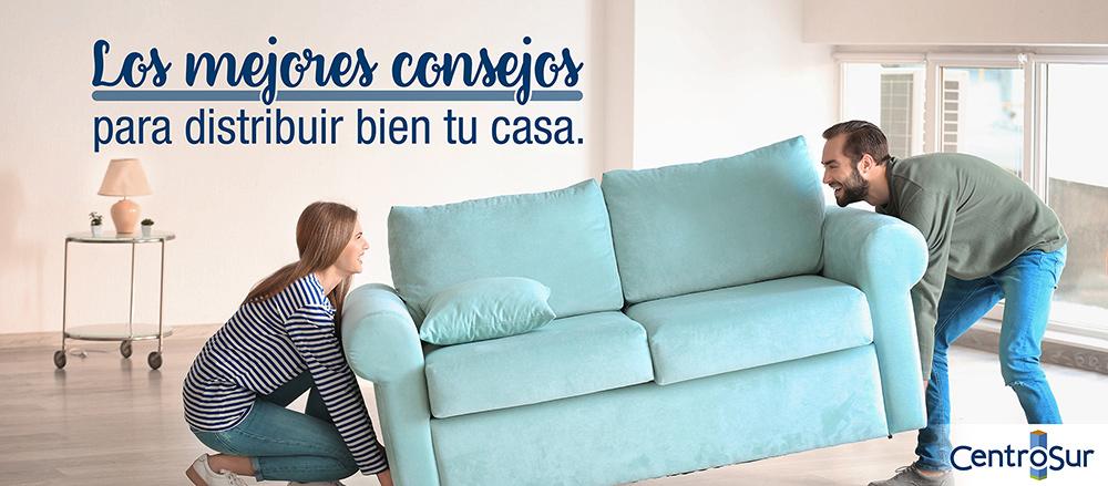 Los mejores consejos para distribuir bien tu casa