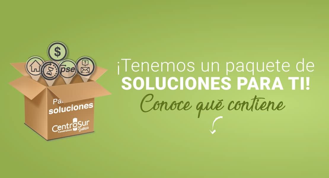 Paquete de Soluciones Mobile
