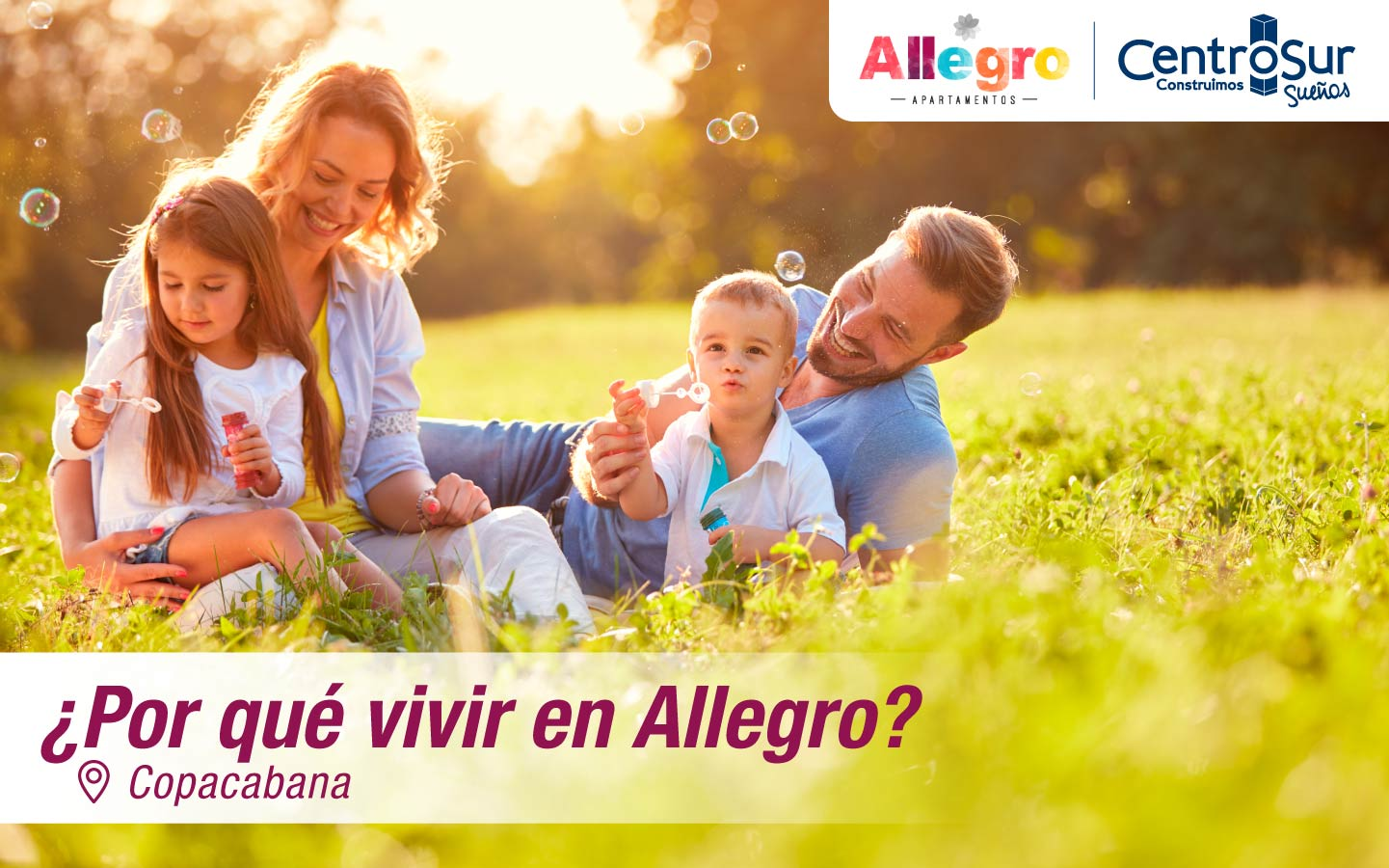 NUEVO LANZAMIENTO: Allegro: Un sueño hecho realidad