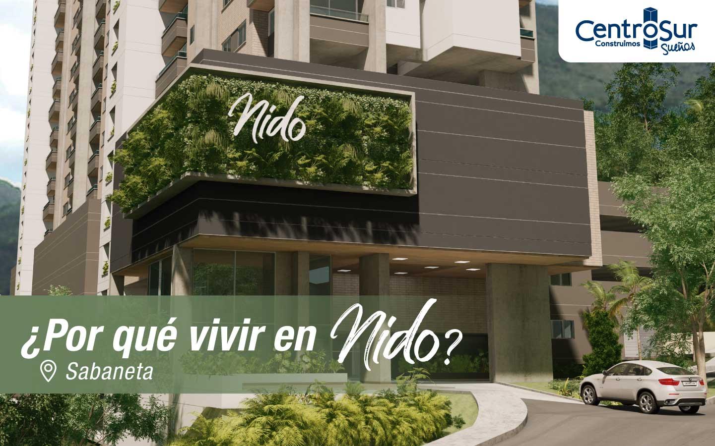 Nuevo lanzamiento: NIDO, ¿Qué lo hace único?