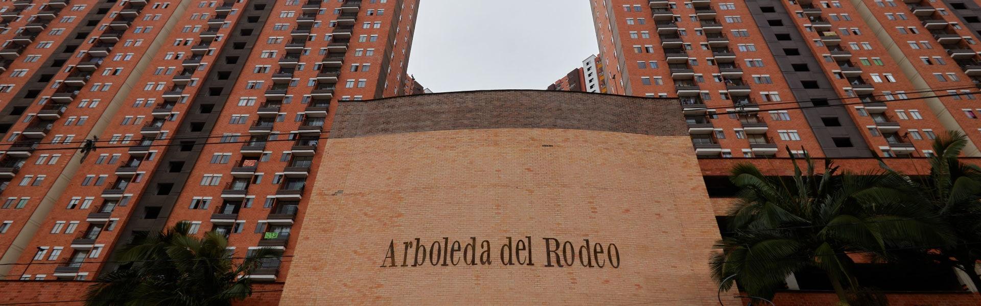 Arboleda del Rodeo 1920
