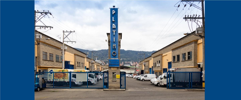 Platino Plaza Industrial 1440