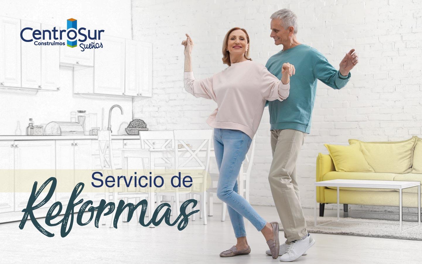 Servicio de Reformas Centro Sur constructora en Medellín