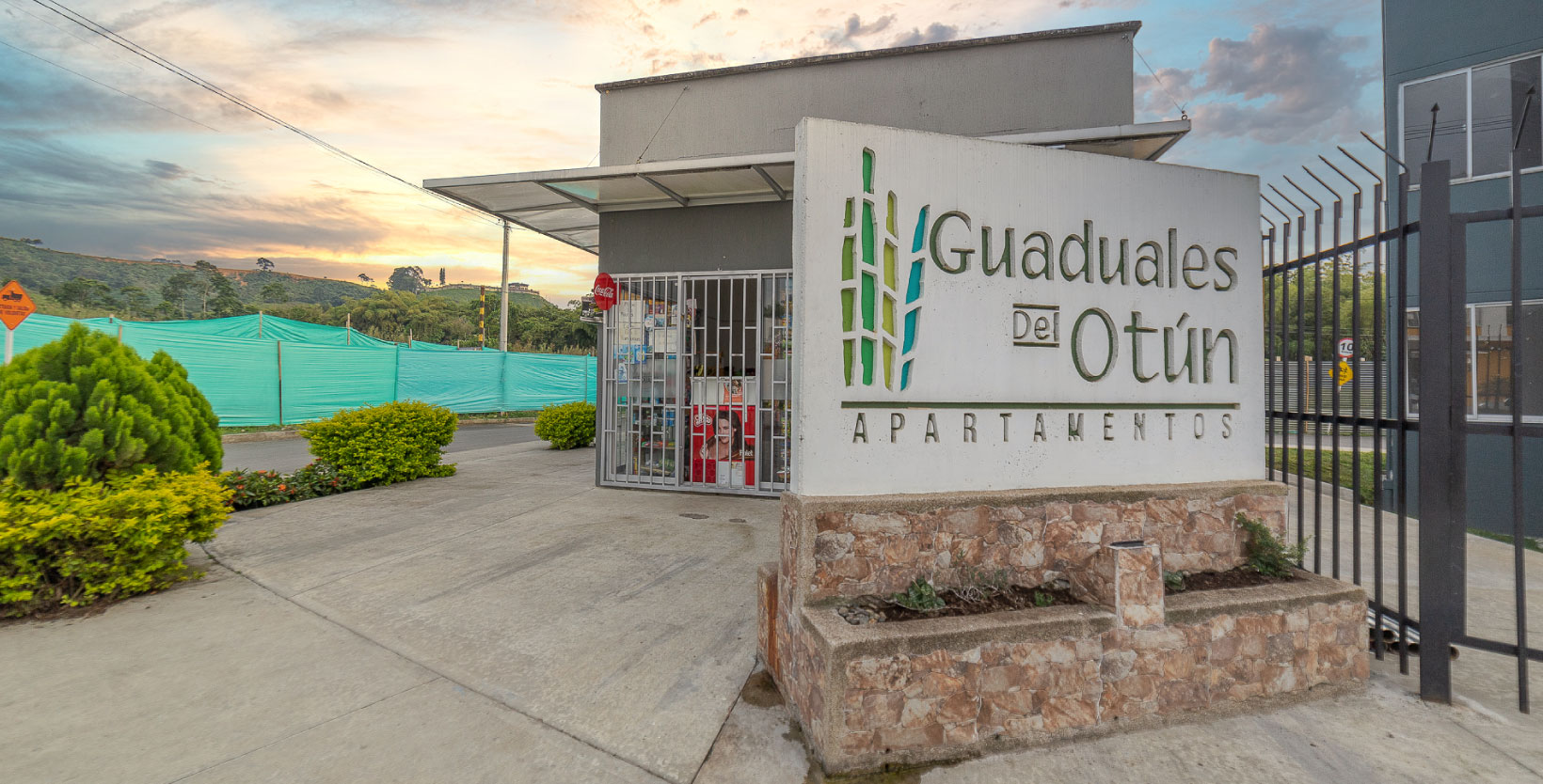 Apartamento_Guaduales_porteria