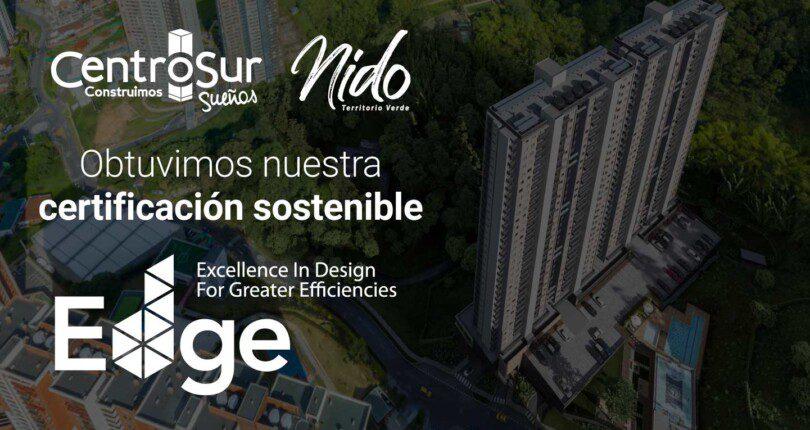 Nido, territorio verde, un proyecto con certificación sostenible EDGE