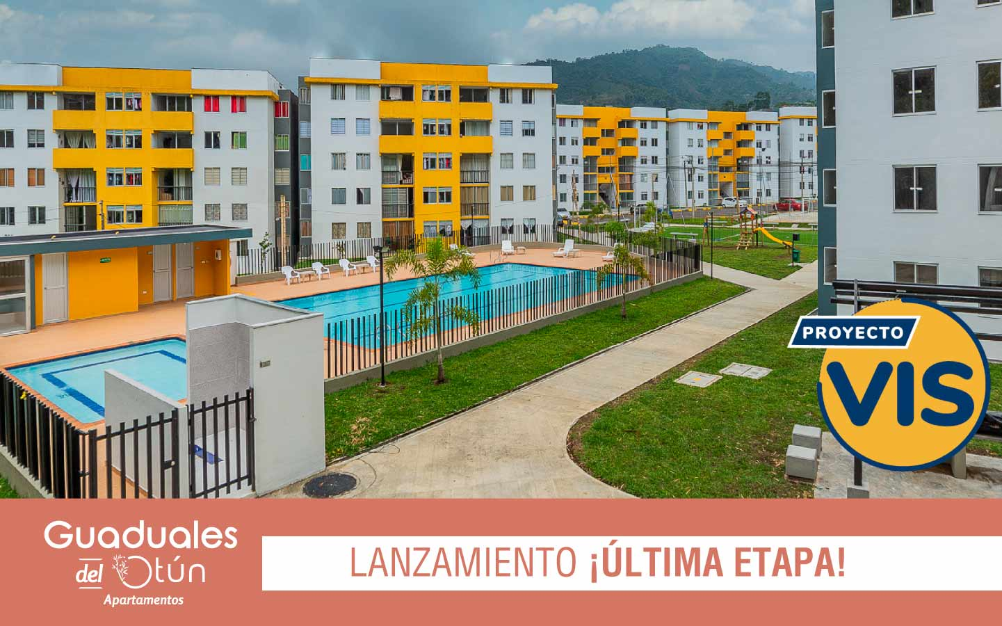 ¡Última etapa! Guaduales del Otún, proyecto inmobiliario VIS Dosquebradas