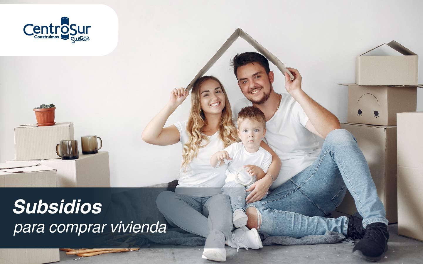 Subsidios para compra de vivienda en Colombia